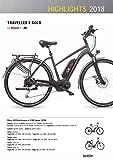 Cicli Ferrareis City Bike 28 Traveller E Gold...
