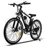 ANCHEER Elektrofahrrad Mountainbike, 26 Zoll...