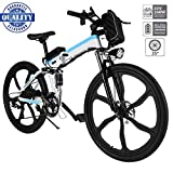 fiugsed Elektrofahrrad Mountainbike 26 Zoll E-Bike...