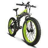 Faltendes Electric Fahrrad XF690 500W-volle...