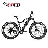 Fitifito FT26 Elektrofahrrad Fatbike E-Bike...