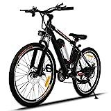 Bunao E-Bike Mountainbike Elektrofahrrad mit...