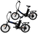 Ein Paar (2 Stk.) 20 Zoll SWEMO Alu Klapp E-Bike /...