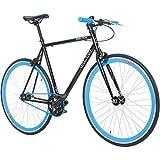 Galano 700C 28 Zoll Fixie Singlespeed Bike Blade 5...