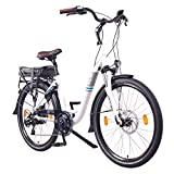 NCM Munich 26' E-Bike City Rad, 250W, 36V 13Ah...