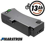 Maratron E-Bike Akku SideClick Silver 24V 13Ah...