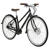 Bobbin Black Orchid 8 Speed Hybrid Bike 700c Wheel...