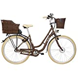Fischer E-Bike Retro ER 1804 (2019), nussbraun...