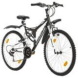 26 Zoll Multibrand EXTREME Fahrrad Fully Full...