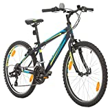 24 Zoll Bikesport ROCKY Jugend Fahrrad...