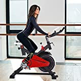 AsVIVA S11 Indoor Cycle Cardio XI mit 14kg...