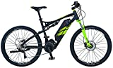 REX E-Bike Alu-Full Suspension MTB 650B 27,5'...