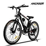 ANCHEER Elektrofahrrad 26 Zoll e Bike...
