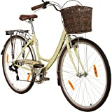 Galano 28 Zoll Piccadilly 7 Gang Citybike Stadt...
