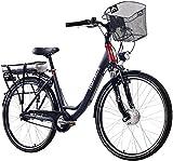 Telefunken E-Bike Damen 28 Zoll, Elektrofahrrad...