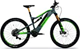 TechniBike VOTARO FS 27,5 Zoll E-Bike (Pedelec,...