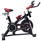 ISE Indoor Cycle Ergometer Heimtrainer mit LCD...
