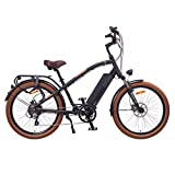 NCM Miami 26' Cruiser Retro Look E-Bike 48V 16Ah...