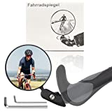 May-Kon Bike® Premium HD Bar End Fahrradspiegel...