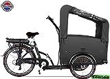 Elektro Transportfahrrad/Bakfiets Vogue Troy 7...