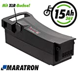 Maratron E-Bike Akku 36V 14,5Ah (520Wh) mit...