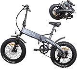 Faltbar Elektrofahrrad Elektrisches Mountainbike...
