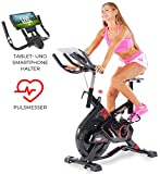 Miweba Sports Indoor Cycling MS300 Fitnessbike -...