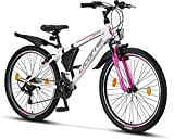 Licorne Bike Guide Premium Mountainbike in 26 Zoll...