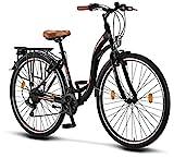 Licorne Bike Stella (Schwarz) 28 Zoll...