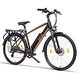 Fitifito CT28M, 28 Zoll Elektrofahrrad Citybike...