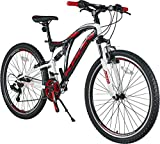 KRON ARES 4.0 Fully Mountainbike 26 Zoll | 21 Gang...