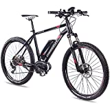 CHRISSON 27,5 Zoll E-Bike Mountainbike Bosch -...