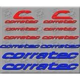 MTB Bike CORRATEC Sticker Decals AUFKLEBER...