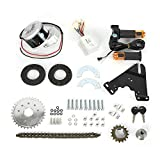 HaroldDol Elektro Ebike Conversion Twist Kit,...