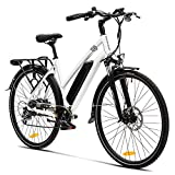 Elektrofahrrad E Bike VecoCraft Athena E-Bike...