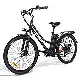 VARUN E-Bike Damen Herren 26 Zoll...