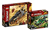 Collectix Lego Ninjago - Set: 70672 Coles...