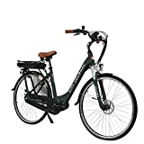 AsVIVA E-Bike Damen Hollandrad 28', Tiefeinsteiger...