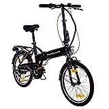 Zündapp Faltrad E-Bike 20 Zoll Z101 Klapprad...