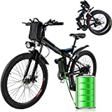 Eloklem E-Bike Faltrad Mountainbike Elektrofahrrad...