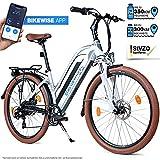 Bluewheel 26 Zoll innovatives Damen E-Bike...