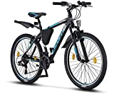 Licorne Bike Effect (Schwarz/Blau) 26 Zoll...