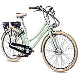 CHRISSON 28 Zoll E-Bike City Bike für Damen - EH1...