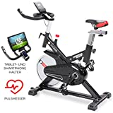 Miweba Sports Indoor Cycling MS200 Fitnessbike -...
