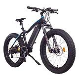 NCM Aspen E-Bike, Fatbike E-MTB, E-Mountainbike...