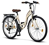 Licorne Bike Stella Premium City Bike in 26 Zoll -...
