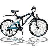 Talson 26 Zoll Mountainbike Fahrrad MIT...