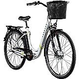 Zündapp Z517 700c E-Bike E Cityrad Damenrad...
