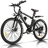 VIVI Elektrofahrrad Herren 26 Zoll Mountainbike...