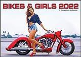 Bikes & Girls 2022 - Wand-Kalender - 42x29,7 -...